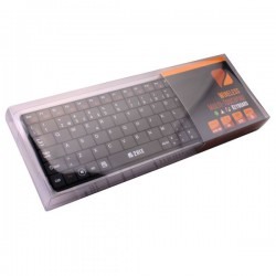 MINI TECLADO 2HIX WIRELESS C/ TOUCHPAD E NUMERICO